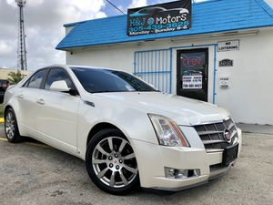 2009 CADILLAC CTS LUXURY LOADED for Sale in Homestead, FL