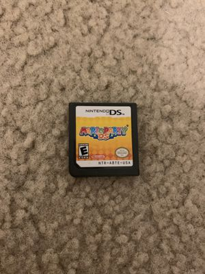 Mario Party DS, Super Mario 3 Gameboy, Pokémon Mystery Dungeon Red Rescue Team Gameboy for Sale in Carrollton, TX