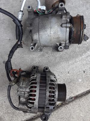 Acura rsx alternator and a.c. compressor for Sale in Chicago, IL