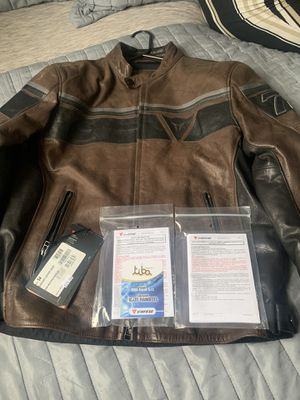 Dainese motorcycle jacket (size54) for Sale in Los Angeles, CA
