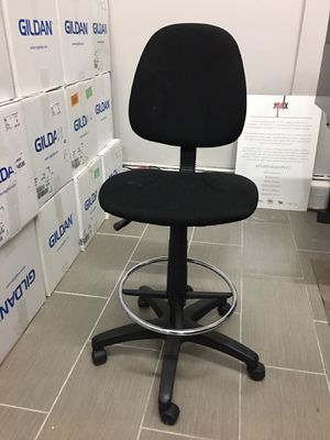 Selling 2 office chairs, bar height $20 each for Sale in Queens, NY