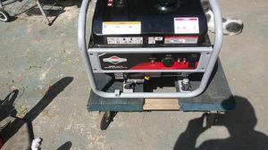 Briggs & Stratton 3500 generator for Sale in San Bernardino, CA