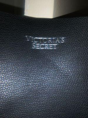 Victoria's Secret large tote bag color black must pick up for Sale in Washington, DC