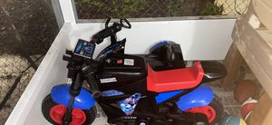 Captain America motorcycle kids ride on for Sale in Miramar, FL