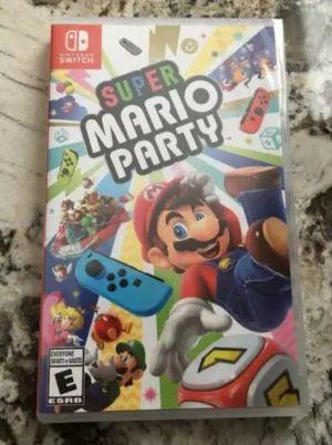 Mario Party Nintendo Switch FUN!! for Sale in Miami Lakes, FL