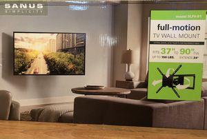 FULL MOTION TV MOUNT BRAND NEW for Sale in Johnson City, TN