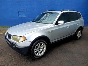 2004 BMW X3 2.5I**$3450**Runs Great!**All Wheel Drive**V6** for Sale in Detroit, MI
