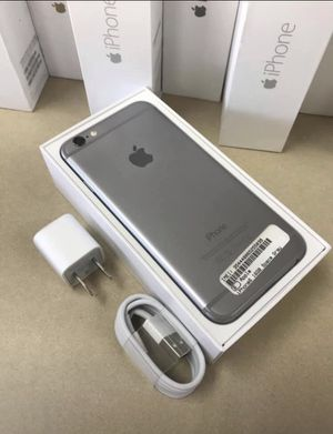 📲📲📱iPhone 6 16 GB factory unlocked for 30 day warranty for Sale in Tampa, FL