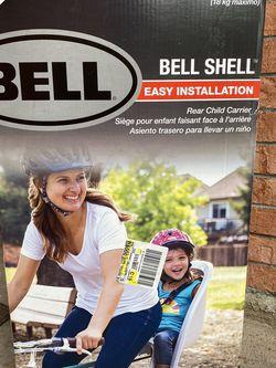 Bell Rear Child Carrier For Bikes for Sale in Houston,  TX