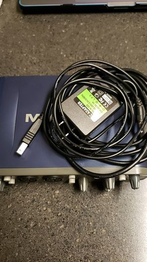 M-Audio Fast Track Pro Audio Interface for Sale in Highland Park, IL