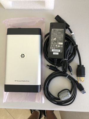 HP Personal Media Drive Model HD1200 for Sale in Estero, FL