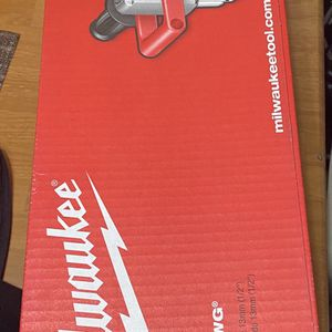 Milwaukee 7.5 Amp 1/2 in. Hole Hawg Heavy-Duty Corded Drill New for Sale in San Diego, CA