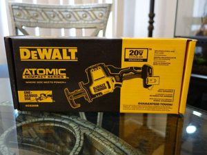 Dewalt 20V Atomic Sawzall (Tool Only) for Sale in Citrus Heights, CA