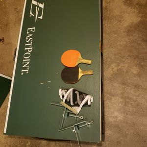 Table Tennis Set for Sale in Everett, WA