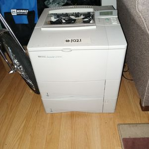 HP LaserJet 4100 TN PRINTER for Sale in Ontario, CA