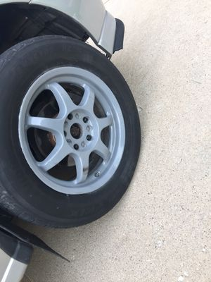 Rims and tires 16's for Sale in South Elgin, IL