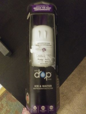 Refrigerator water filters brand new in box for Sale in Peoria, AZ