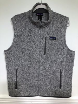 Patagonia Men's Fleece Vest Sz Large for Sale in Norwalk, CT