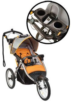 Jeep jogging stroller for Sale in Kerman, CA