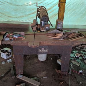Dewalt Radial Arm Saw for Sale in Newport News, VA