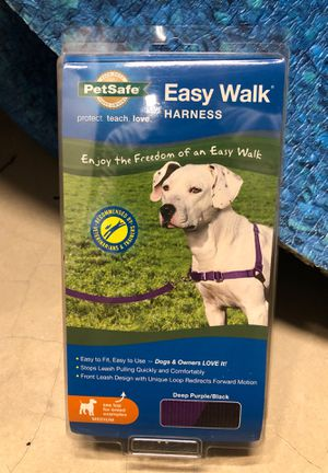 Easy Walk dog harness for Sale in Oswego, IL