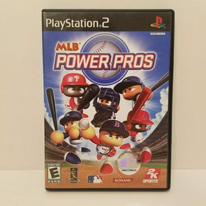 PlayStation 2 MLB Power Pros Complete for Sale in Queens, NY