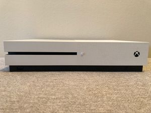 Xbox One S 1TB for Sale in Cambridge, MA