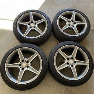 Mercedes OEM W205 AMG Wheels for Sale in Fresno, CA