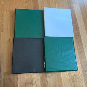 "1"" Binders for Sale in Everett, MA"