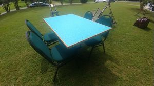 Table and chairs for Sale in Winston-Salem, NC