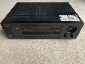 ONKYO TX-DS474 AV 5.1 Surround Sound Receiver Dolby Digital DTS for Sale in Ashburn, VA