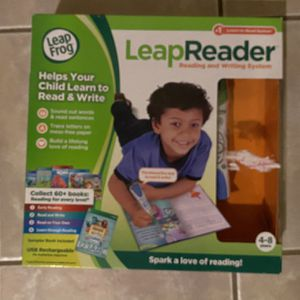 Leap Reader- Leap Frog for Sale in Germantown, MD