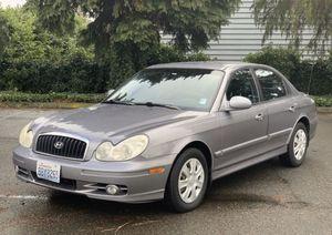 2005 Hyundai Sonata for Sale in Lakewood, WA