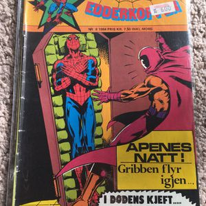 Spider-Man Foreign Edition Comic for Sale in Saratoga, CA