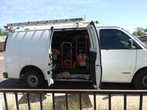Van de plomero for Sale in Tempe, AZ