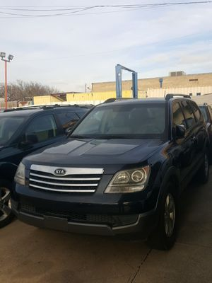 2009 Kia Borrego LX for Sale in Dallas, TX