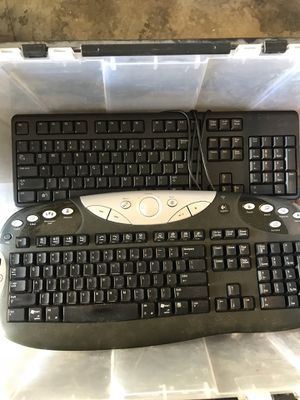 Various computer keyboards for Sale in San Diego, CA