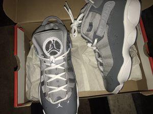 Brand New Big Kid 6 Ring Air Jordan's for Sale in Houston, TX