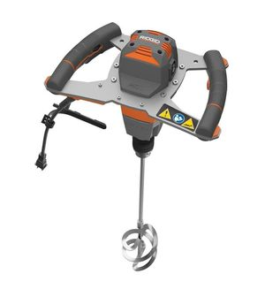 RIDGID Single-Paddle Mixer Concrete Drywall Paint for Sale in Winston-Salem, NC