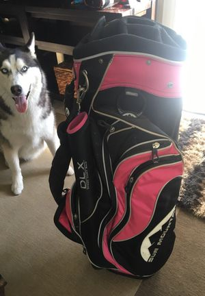 Women's Sun Mountain DLX SPEED CART BAG for Sale in San Diego, CA