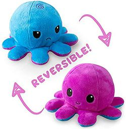 Patpat Soft Cute Reversible Flip Octopus Stuffed Plush Doll Child Toddler Toy for Sale in The Bronx,  NY