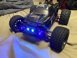 1/10 Scale Rc- led front and rear 25 MPH for Sale in Moreno Valley, CA