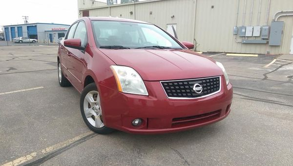 2010 Nissan Sentra (located in Kansas)