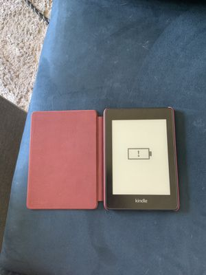 Kindle Paperwhite - 10th Generation (2018) for Sale in Riverview, FL