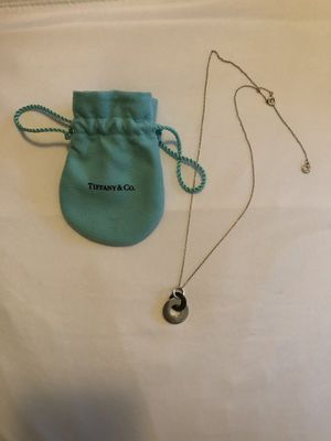 Tiffany & Co. necklace for Sale in Silver Spring, MD