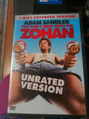 DVD Dont Mess With the Zohan for Sale in Pomona, CA