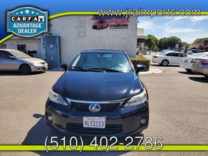 2012 Lexus CT 200h for Sale in Tracy, CA