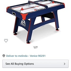 Air Hockey Table! for Sale in Marina del Rey, CA