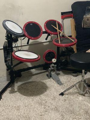 Roland TD-5 Electric Drum Set for Sale in Denver, CO