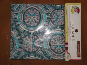 100% cotton fabric pieces for Sale in Dixon, MO